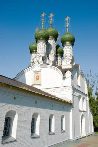 Храм Успения Пресвятой Богородицы г.Нижний Новгород.